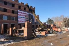 ул. Славского 24, апрель 2019 г.