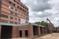 ул. Славского 24, май 2019 г.